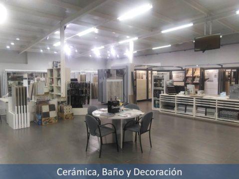 Cerámica, baño y decoración