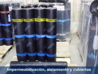 Impermeabilización, aislamiento y cubiertas