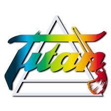 Logotipo Titan